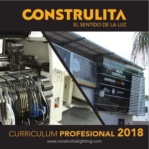 Currículum CONSTRULITA 2018