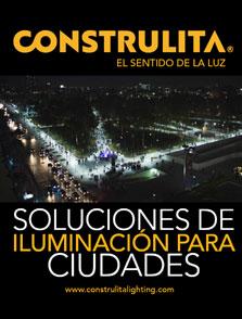 Folleto Iluminación para ciudades