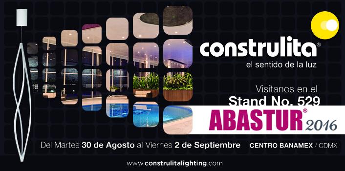 CONSTRULITA en ABASTUR 2016