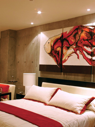 Residencial, Diseño Decorativo, Hospitalidad y Servicios