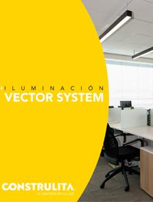 Iluminación Vector System